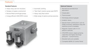 4200 condensate return pump